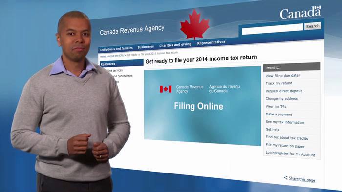 cra tax return