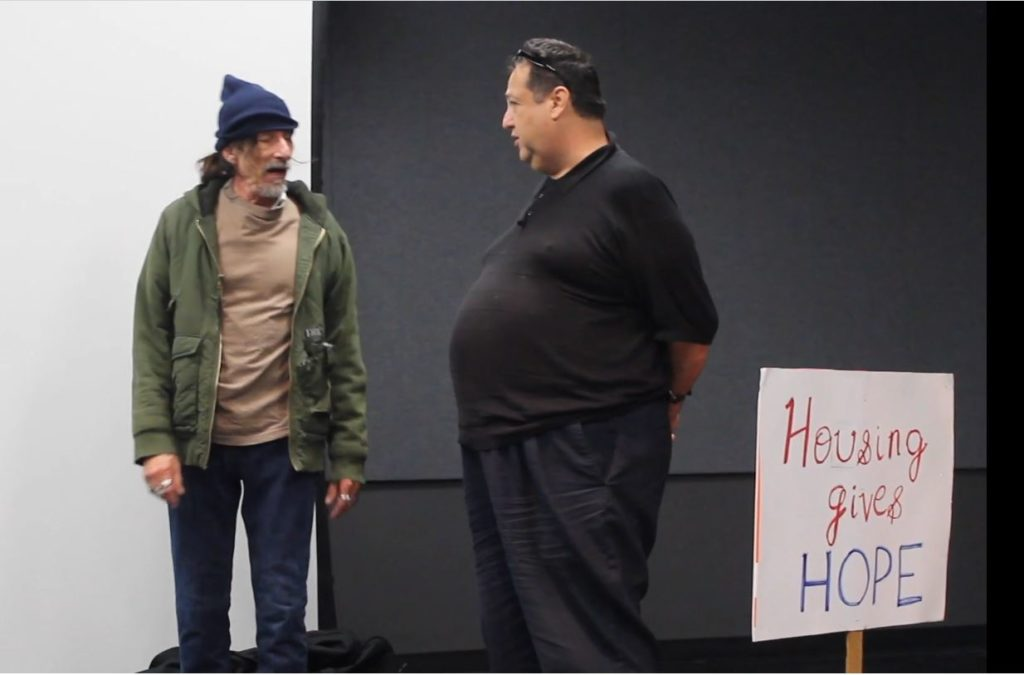 hope beyond homelessness actors
