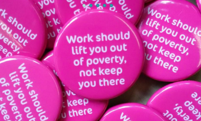 living wage for families campaign