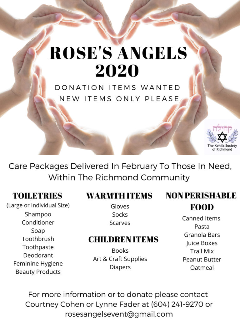 roses angels 2020 poster