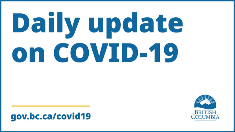 bc government covid-19 update